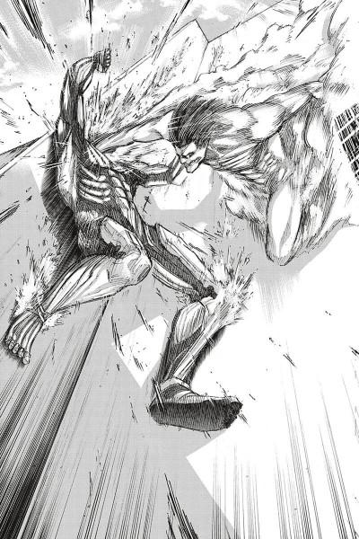 Page 8 L'attaque des titans tome 11