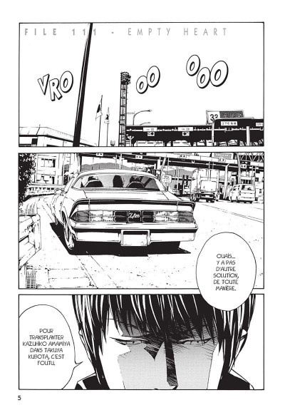 Page 6 MPD psycho tome 18