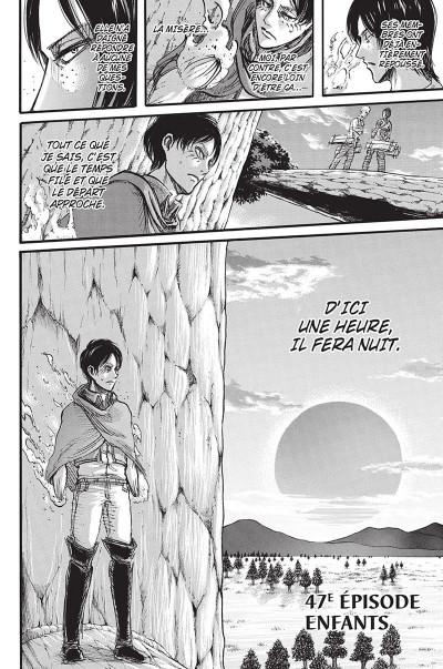 Page 5 L'attaque des titans tome 12