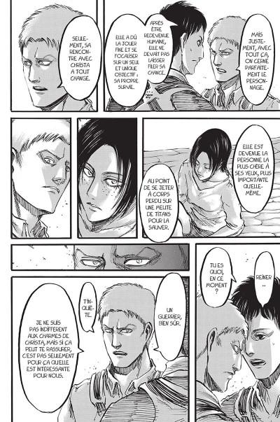 Page 7 L'attaque des titans tome 12
