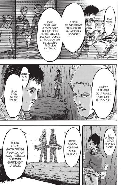Page 8 L'attaque des titans tome 12