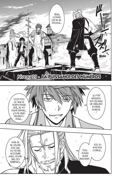 Page 0 Uq holder! tome 4