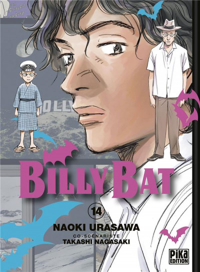 Couverture Billy bat tome 14