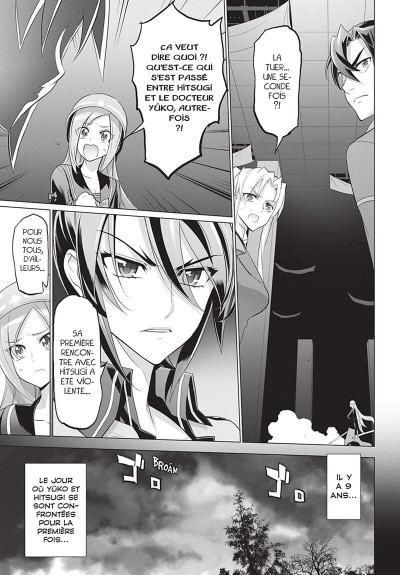 Page 8 Triage X tome 8