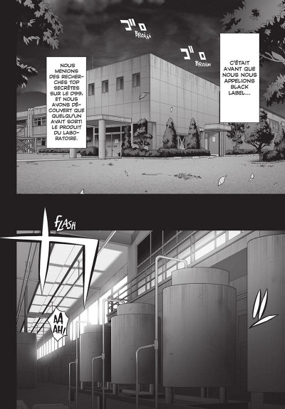 Page 9 Triage X tome 8