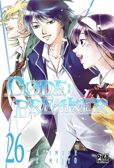 Couverture Code:breaker tome 26