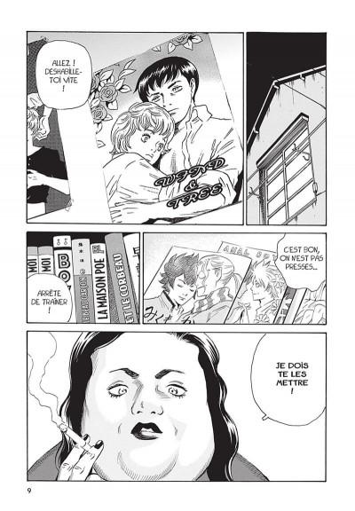Page 0 Kurosagi, livraison de cadavres tome16