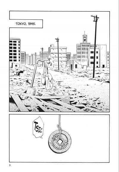 Page 4 Kurosagi, livraison de cadavres tome16