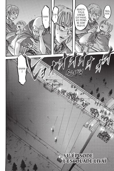 Page 7 L'attaque des titans tome 13