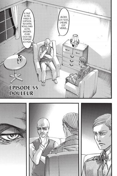 Page 6 L'attaque des titans tome 14