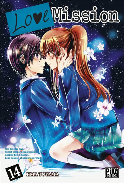 Couverture Love Mission tome 14