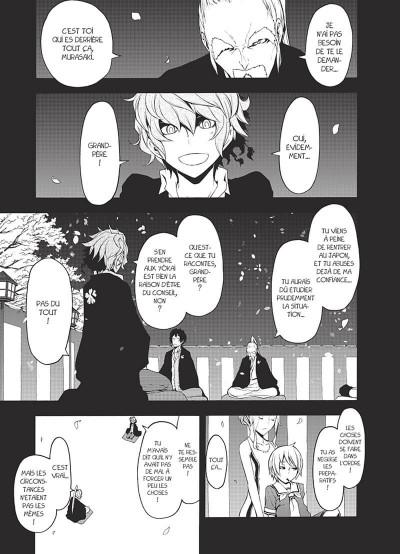 Page 8 Yozakura quartet tome 13