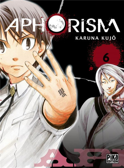 Couverture Aphorism tome 6