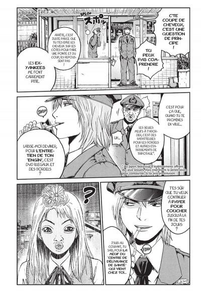 Page 7 Ino-Head Gargoyle tome 1