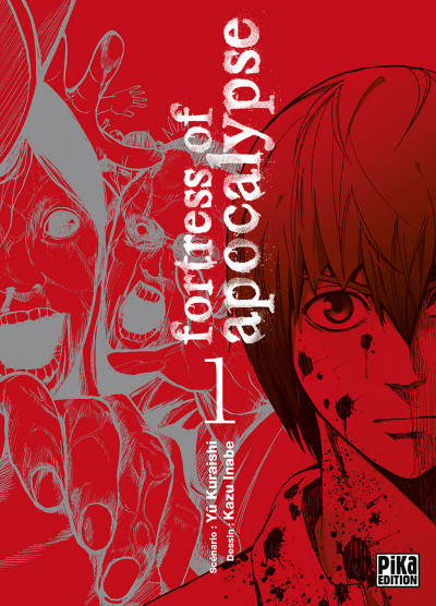 Couverture Fortress of Apocalypse tome 1