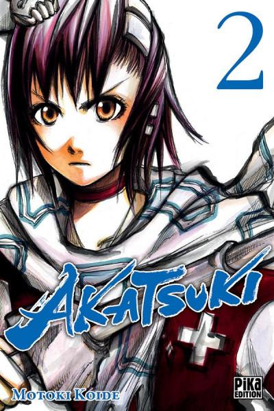 Couverture Akatsuki tome 2