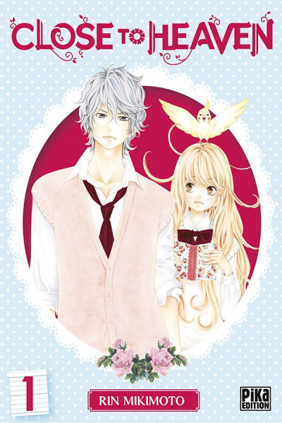 Couverture Close to heaven tome 1