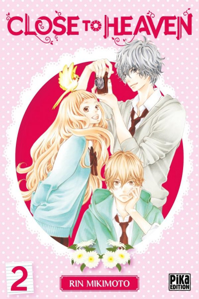 Couverture Close to heaven tome 2