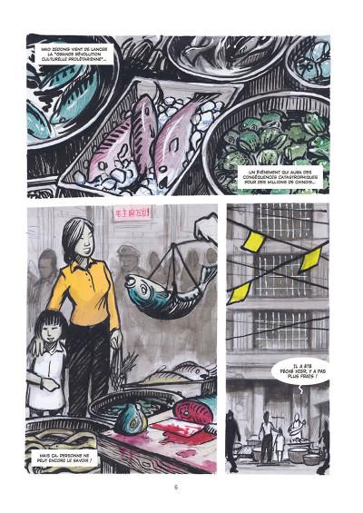 Page 6 La danseuse de mao