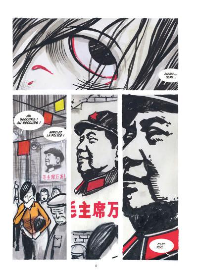 Page 8 La danseuse de mao