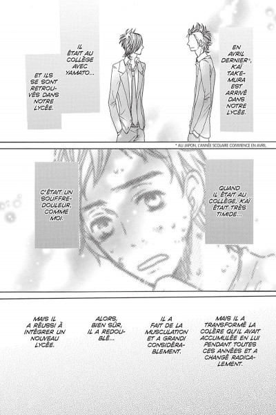 Page 9 Say I love you tome 5
