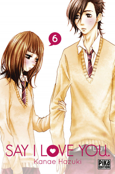 Couverture Say I love you tome 6