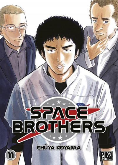 Couverture Space Brothers tome 11