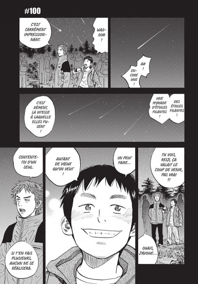 Page 4 Space Brothers tome 11