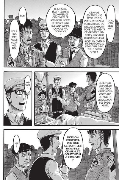Page 7 L'attaque des titans tome 15