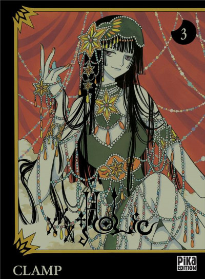 Couverture XXX holic tome 3