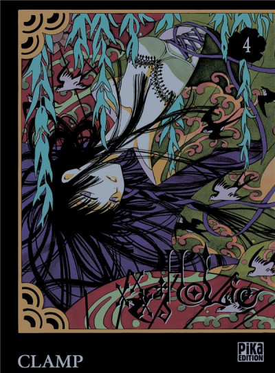 Couverture XXX holic tome 4