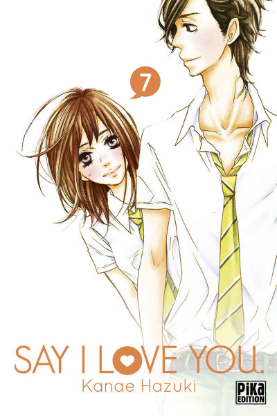 Couverture Say I love you tome 7