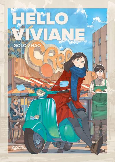 Couverture Hello Viviane
