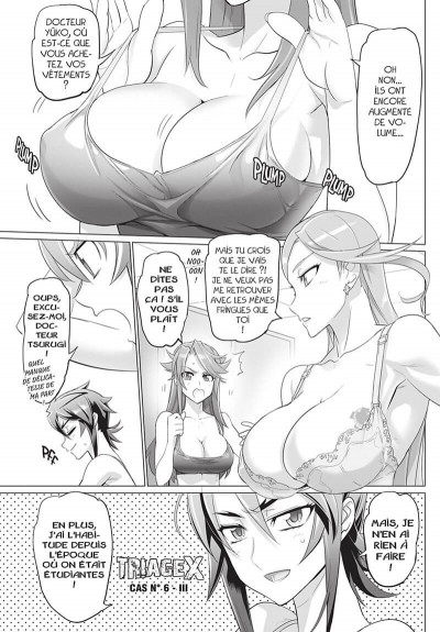 Page 2 Triage X tome 10
