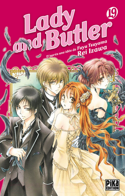 Couverture Lady and butler tome 19