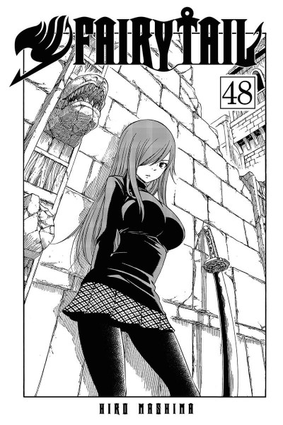 Page 2 Fairy tail tome 48