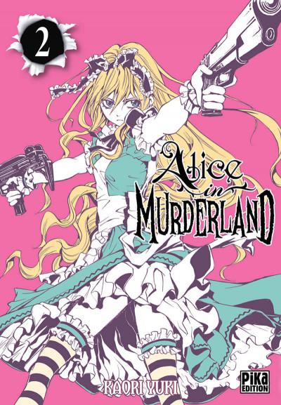 Couverture Alice in murderland tome 2
