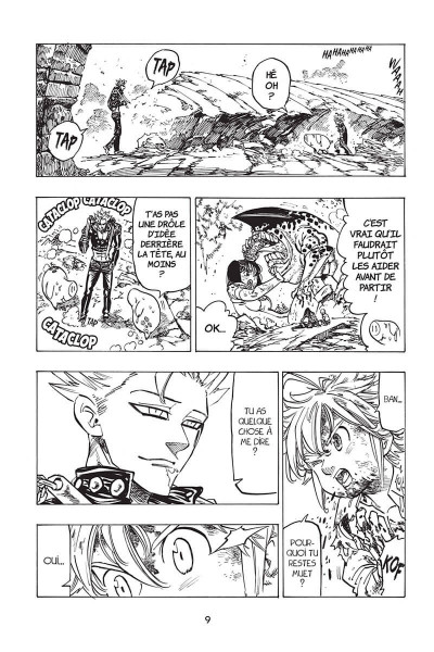 Page 0 Seven deadly sins tome 12
