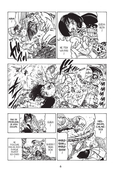 Page 7 Seven deadly sins tome 12