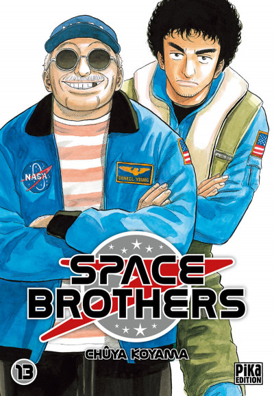 Couverture Space Brothers tome 13