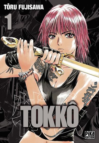 Couverture Tokko tome 1