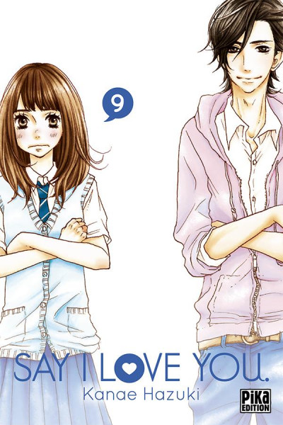 Couverture Say I love you tome 9