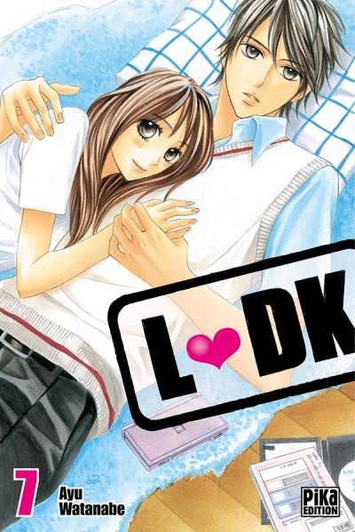 Couverture L-DK tome 7