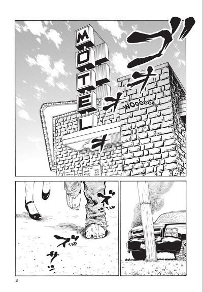 Page 4 Kurosagi, livraison de cadavres tome 17