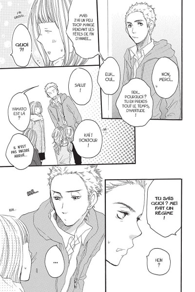 Page 0 Say I love you tome 11