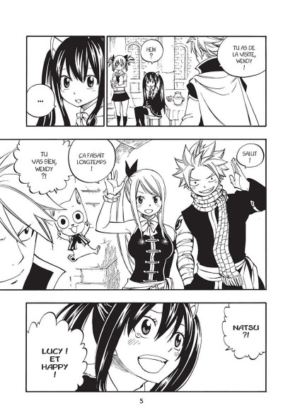 Page 6 Fairy Tail tome 50