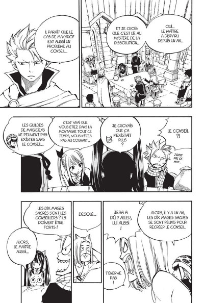 Page 8 Fairy Tail tome 50