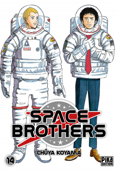 Couverture Space Brothers tome 14