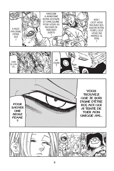Page 0 Seven deadly sins tome 14