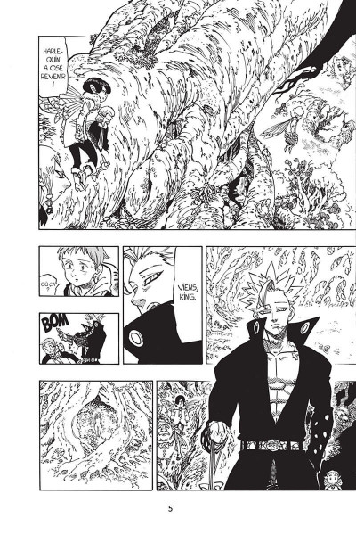 Page 6 Seven deadly sins tome 14